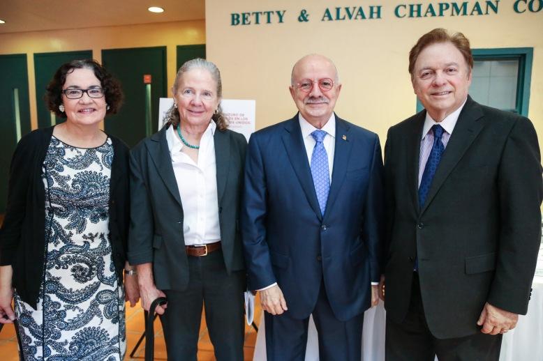 Rachel F. Moran , Patricia D. White, Dr. Eduardo J. Padron,  Stephen N. Zack